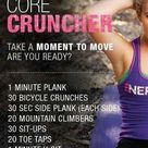 Core Workout Challenge