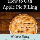 Canning Apple Pie Filling: How-to & Recipe | DirtHappy Canning