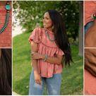 Simply Santa Fe Fashion Fix by Paparazzi Accessories (November 2020)