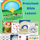 God keeps His Promises – Free printable Bible lesson for preschoolers - Trueway Kids