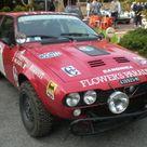 Alfa Romeo GTV6   1983 Rally Safari   Sandro Munari