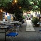 Cafe Parisien in Arta,Mallorca