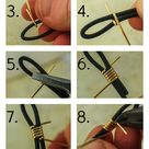 Diy Leather Bracelet