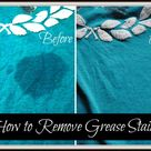 Grease Stains