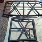 Cleaning Oven Burners