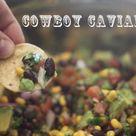Cowboy Caviar Dip