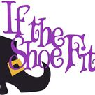 Silhouette Design Store: If The Shoe Fits Phrase