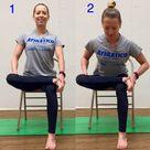 Stretch of the Week: Seated Piriformis Stretch - Athletico