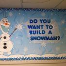 Olaf Bulletin Board