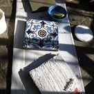 DIY: Waschbetonplatten verschönern