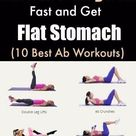 belly fat workout for beginners flat stomach