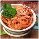 Tomato Cream Sauces