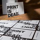 Visitenkarten Letterpress   Letterpress Manufaktur Hamburg