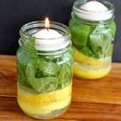 How to Make Mosquito Repellent Candles   The Country Chic Cottage