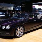 2014 Bentley Flying Spur Joy Ride