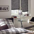 Sommerlicher Wärmeschutz für Fenster durch Fensterdekoration