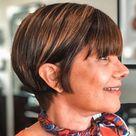 30 Hottest Hair Colors for Women Over 50 Trendy in 2021 - Hair Adviser