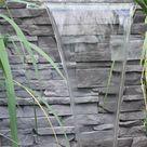 Garten Wasserfall zum selber baun