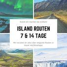 Island Routen