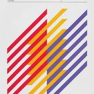 Deutsche Bank logo- Anton Stankowski - Creative Review