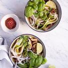 Vegetarische Pho - Heavenlynn Healthy
