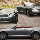 2010 Bentley Continental GTC Speed The Super Sports Car 600bhp, 6 litre, twin turbocharged W12 engine.