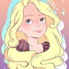 Rapunzel by lana-jay.deviantart.com on @deviantART