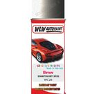 Bmw I8 Donington Grey Wc28 Car Aerosol Spray Paint Rattle Can   Single Basecoat Aerosol Spray 400ML
