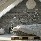 20 кроватей из палет