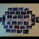 Wall Photo Collages
