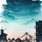 coolest watercolor abstract art ideas that you must copy