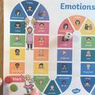 Emotions Board Game (Printable)