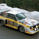 Audi Sport Quattro S1 1985   Racing Cars
