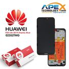 Huawei P20 Lite 2019 (GLK-L21) Display module LCD / Screen + Touch + Battery charming Red 02352TMF