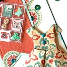 Papercrafting Tags Stamping Julie Nutting Dolls by Jackie Benedict