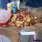 Shrimp Boil Party