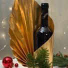 Elegante Weinverpackung