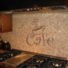 Cafe Kitchen Decor