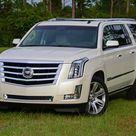 2015 Cadillac Escalade ESV 4WD Premium Review & Test Drive