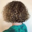 50 Top Curly Bob Hairstyle Ideas for Every Type of Curl to Try in 2021
