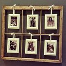 Family Photo Displays