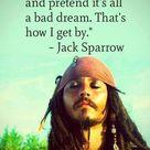 VOTE What's Your Favorite Captain Jack Sparrow Quote