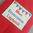 Einmaleins Lapbook