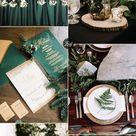 6 Beautiful Greenery Wedding Color Combos in Green Shades for 2019 - Elegantweddinginvites.com Blog