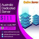 Put Your Trust In Onlive Server's Australia Dedicated Server Hosting Services