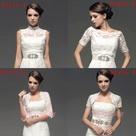 Wedding Dress Bolero