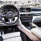 New BMW X6 Interior BMW