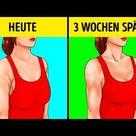 10 einfache Übungen für schöne Arme und straffe Brüste