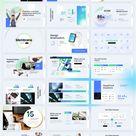 Membrane Creative Technology Keynote Template by BrandEarth | GraphicRiver