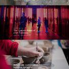 Muzze - Museum & Art Gallery Exhibition PSD Template #amp, #Art, #Muzze, #Museum